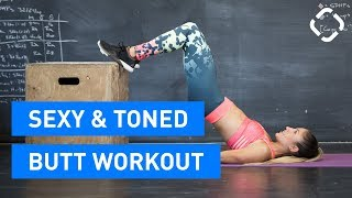 15-Minute Sexy Butt Workout + GIVEAWAY!!