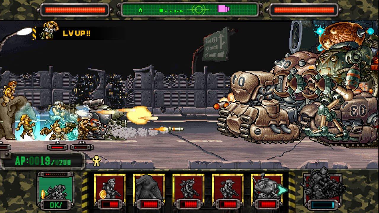 Resultado de imagem para Metal Slug Attack