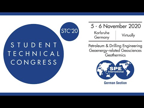 Student Technical Congress 2020 - SPE Student Group Karlsruh
