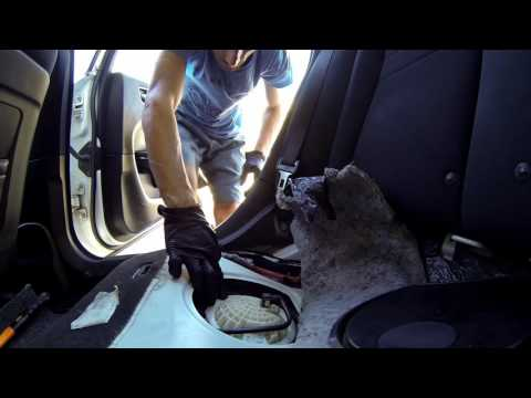 how to change dodge charger 2011- 2016 fuel filter ���������� ���������� �������� ��������������  �������� ���������� ���� �������������� - youtube
