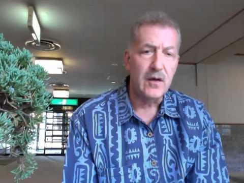 Honolulu Mayor Peter Carlisle on Hiroshima