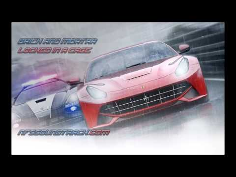 Brick + Mortar - Locked in a Cage (NFS Rivals Soundtrack)
