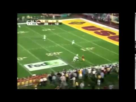 2005 Orange Bowl - #1 Southern California vs. #2 Oklahoma Highlights