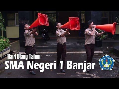 Video HUT SMA Negeri 1 Banjar ke-51