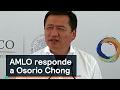 AMLO responde a Osorio Chong - Política - Denise Maerker 10 en punto