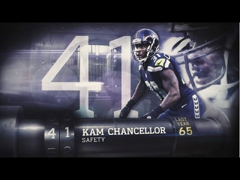 #41 Kam Chancellor (S, Seahawks) | Top 100 Players of 2015