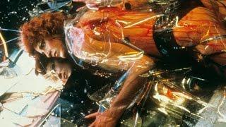 Blade Runner (1982) HD film clip 'Zhora's Death' in Analgyph 3D 720p (3D option) zora