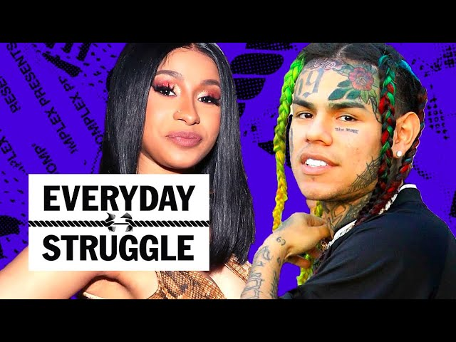 Do Fat Joe & Cardi B Have a Hit? Benefits of Not Listing Features, Lil Duke Next| Everyday Struggle