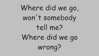 Phineas And Ferb - Where Did We Go Wrong? Lyrics (HQ)