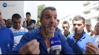الجزائر العاصمة / عمال الديوان الوطني للأعضاء الإصطناعية ولواحقها في إضراب