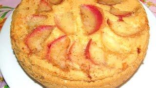 Вкусно -  #ШАРЛОТКА с ЯБЛОКАМИ Яблочный Пирог Как приготовить Вкусную ШАРЛОТКУ #Рецепт(ШАРЛОТКА С ЯБЛОКАМИ ИЛИ ЯБЛОЧНЫЙ ПИРОГ - очень прост в приготовлении, но при этом это очень вкусный, ароматн..., 2015-02-02T17:50:11.000Z)