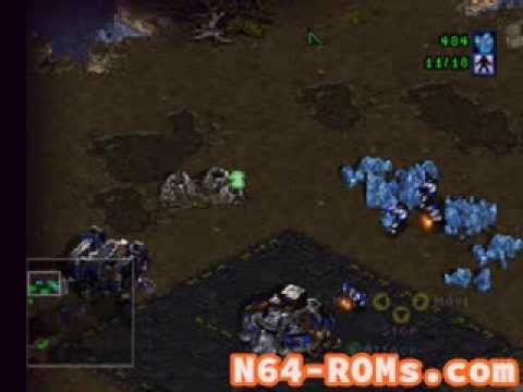 Starcraft 64 rom