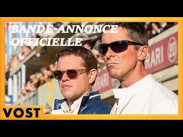 Le Mans 66 | Bande-Annonce [Officielle] VOST HD | 2019