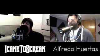 "Dangerkids - ""light Escapes"" (vocal Cover) Ft. Alfredo Huertas"
