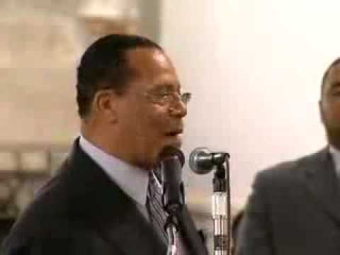 Minister Louis Farrakhan- Black People: The Richest Slave That Ever Was!