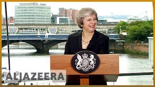 🇬🇧 EU position on Brexit must evolve: Theresa May | Al Jazeera English