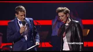 Agnė Juškėnaitė - I Love Rock