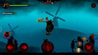 Shadow Stickman: Dark rising – Ninja warriors