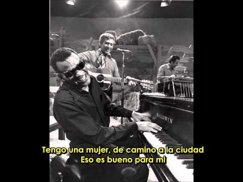 Ray Charles - I got a Woman (subtitulado en español) HD