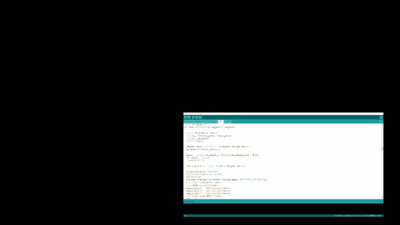 Development - Adding BUSSide Support to Flashrom