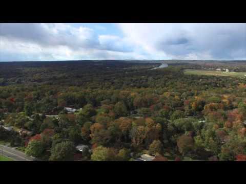 DJI Phantom 3 - Ewing New Jersey Drone Test Flight in 4K