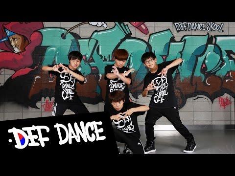 KIL DOHWAN(길도환) KIM DOYOUNG(김도영) 데프키즈수강생 방송안무 EXO-K (엑소케이) - 중독 (Overdose) defdance