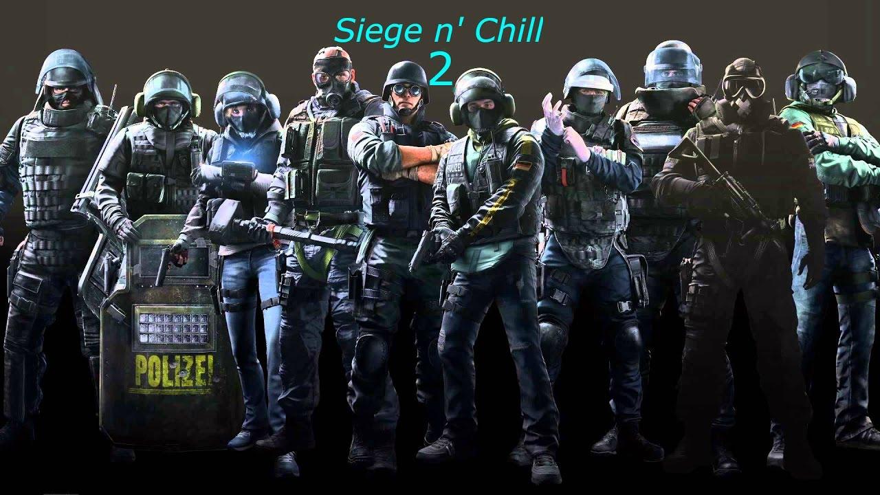Rainbow Six Siege Wallpaper 1920x1080: Siege N Chill Part 2