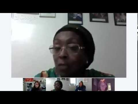 Maternal Health Google+ Hangout