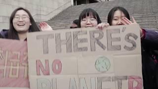 [민사고 VLOG] 3.15 청소년 기후 행동에 참여하다! | 고등학교 일상 브이로그