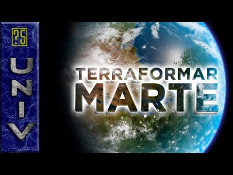 OBJETIVO. TRANSFORMAR EL PLANETA MARTE - Documental (1 de 4) from YouTube · Duration:  14 minutes 13 seconds