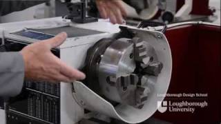 Loughborough Design School Centre Lathe Guide Parts 1-4