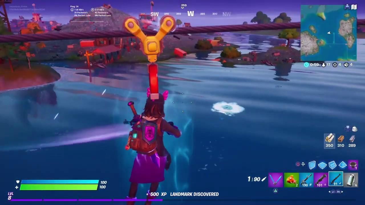 My map has sweaty players sweat
