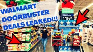 Walmart Black Friday InSтore Deals 2020 | Best Doorbuster Deals Leaked | Live from Walmart