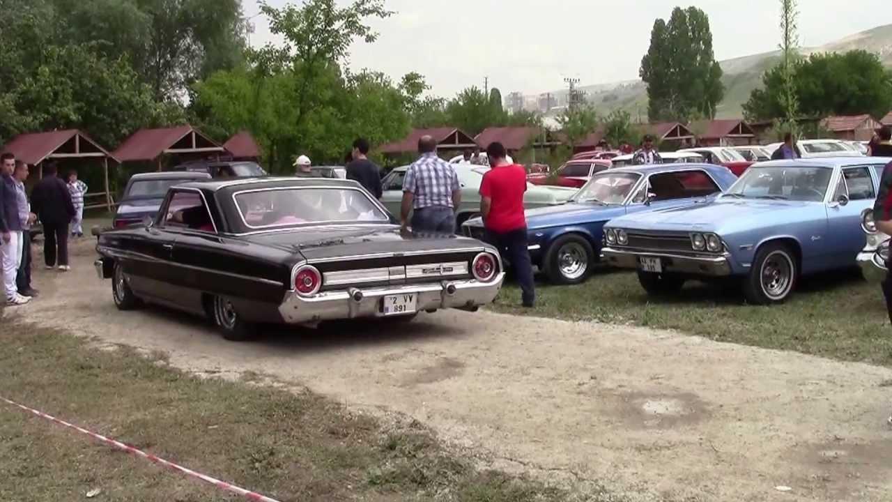 Ankara Klasik Otomobil Panayırı 12 Mayıs 2013 - 4