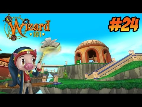 "Wizard101 Fire & Ice Walkthrough: ""Closing the Portal"" - Ep 24"