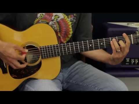 Just Gettin' Started By Jason Aldean - Acoustic Guitar Lesson - EASY Country Song