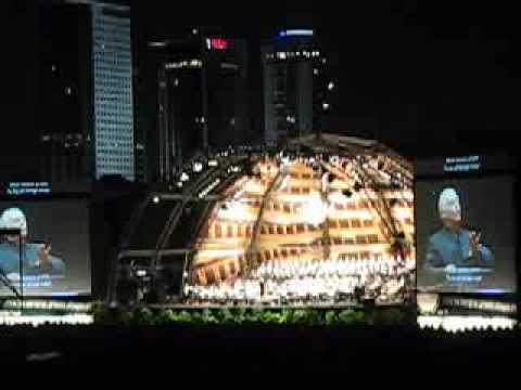 Dies Irae from Verdi's Requiem - La Scala Opera of Milan in Tel Aviv - July 16, 2009