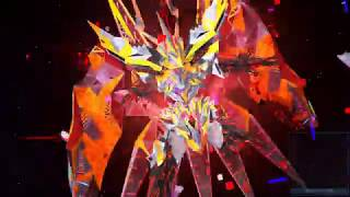【PSO2】T:宇宙を切り裂く紅き閃機 ソロ 11:22 Sランク (AIS戦)