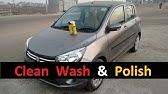 Car Care Kit Polish Spray Clean Shine Wax Stain Remover Euro Gold