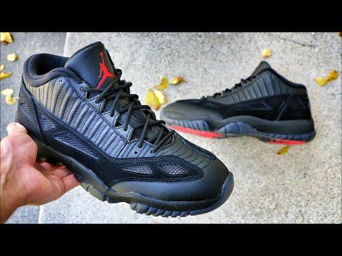 Air Jordan 11 Low IE Referee - Review + On Foot
