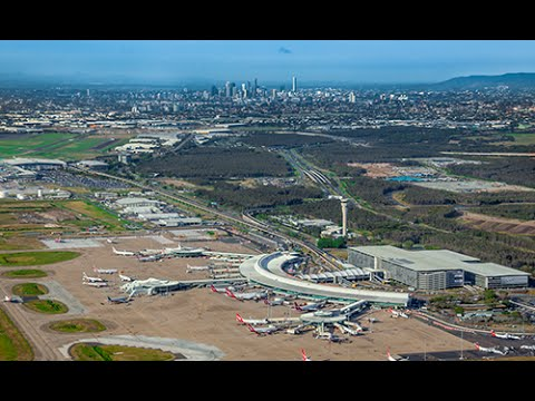 Brisbane Airport - The Gateway to Australia