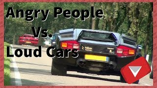 People Getting Mad At Loud Cars Compilation [2017] (TOP 10 VIDEOS)