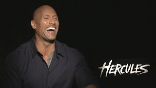 The Rock - Sting will be in WWE, Rock vs. Roman Reigns, Lesnar, Hercules, WrestleMania 31, more