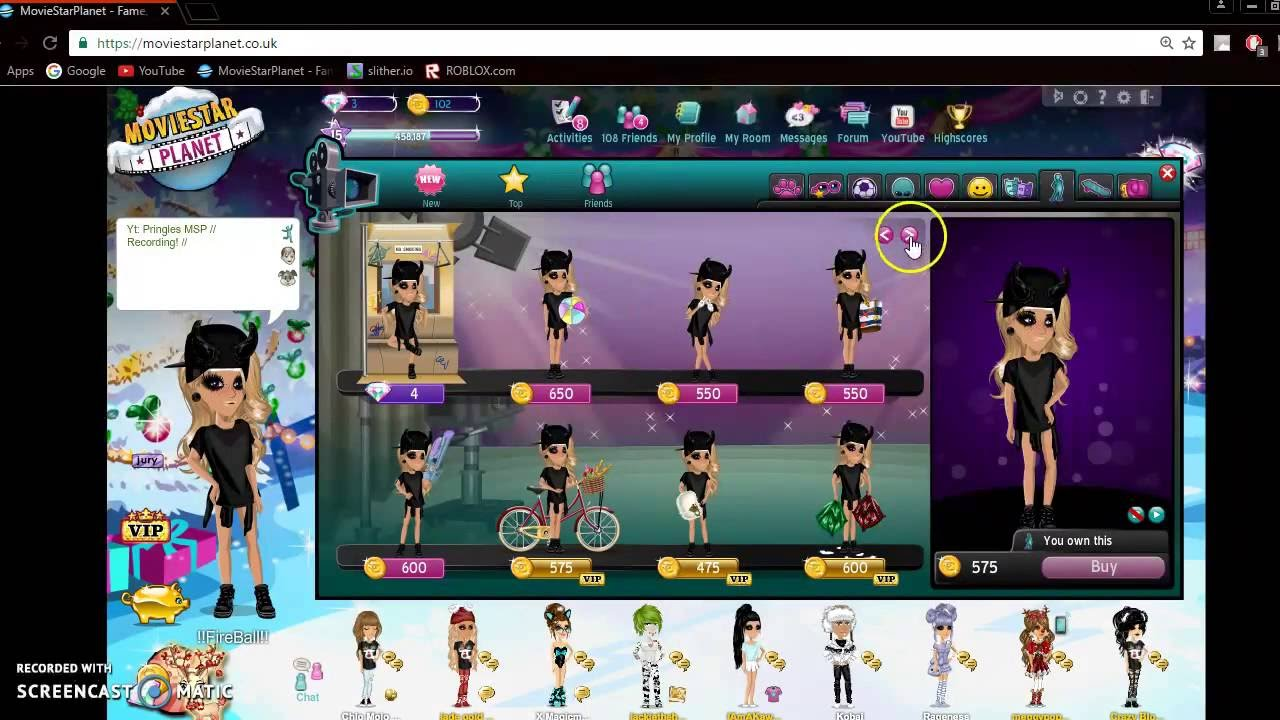 how to get acc back in msp