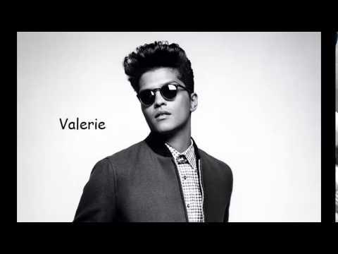 Bruno Mars Valerie
