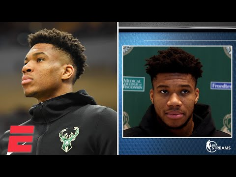 Giannis says he signed his Bucks extension because free agency is 'not for me' | NBA on ESPN