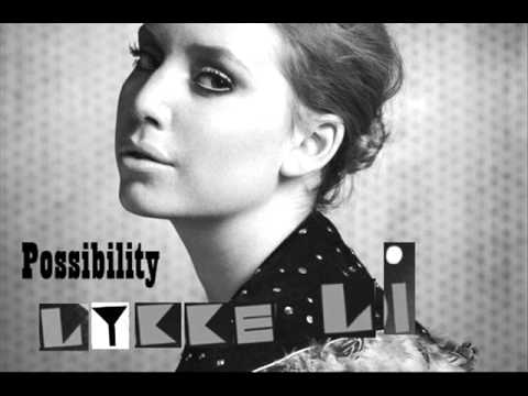 Lykke Li - Possibility (OST. Twilight Saga)