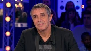 Julien Clerc - On n'est pas couché 21 octobre 2017 #ONPC
