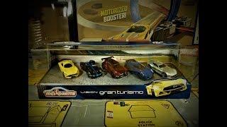 Majorette Vision Gran Turismo Sport 5 diecast car set review