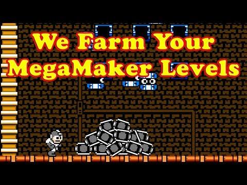 We Play Your Mega Maker Levels Epi. 24
